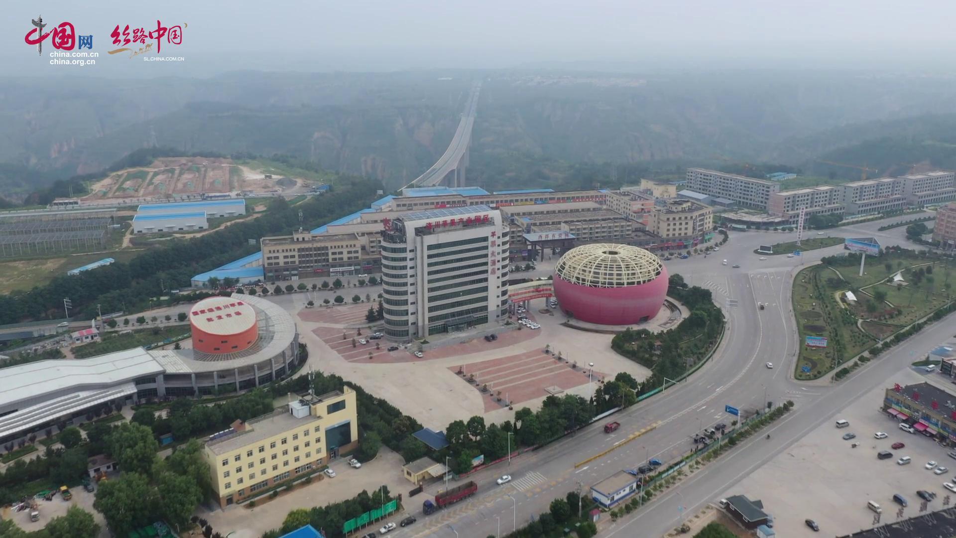 洛川县副县长刘高明:小苹果做成大产业 最终让老百姓获益