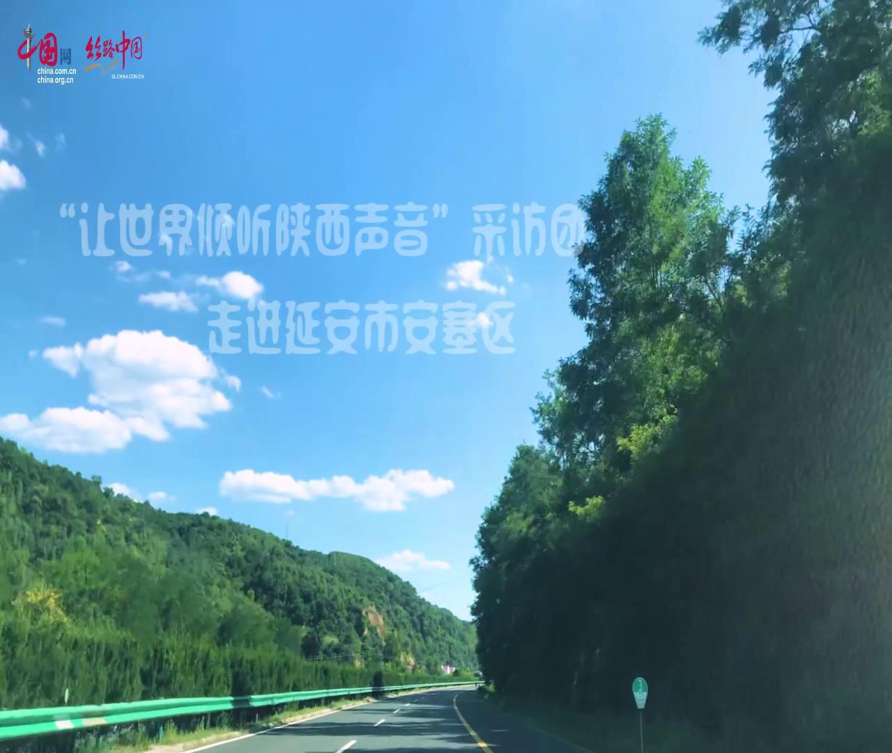 """【视频】延安安塞:腰鼓之乡""""舞""""出乡村振兴新花样"""