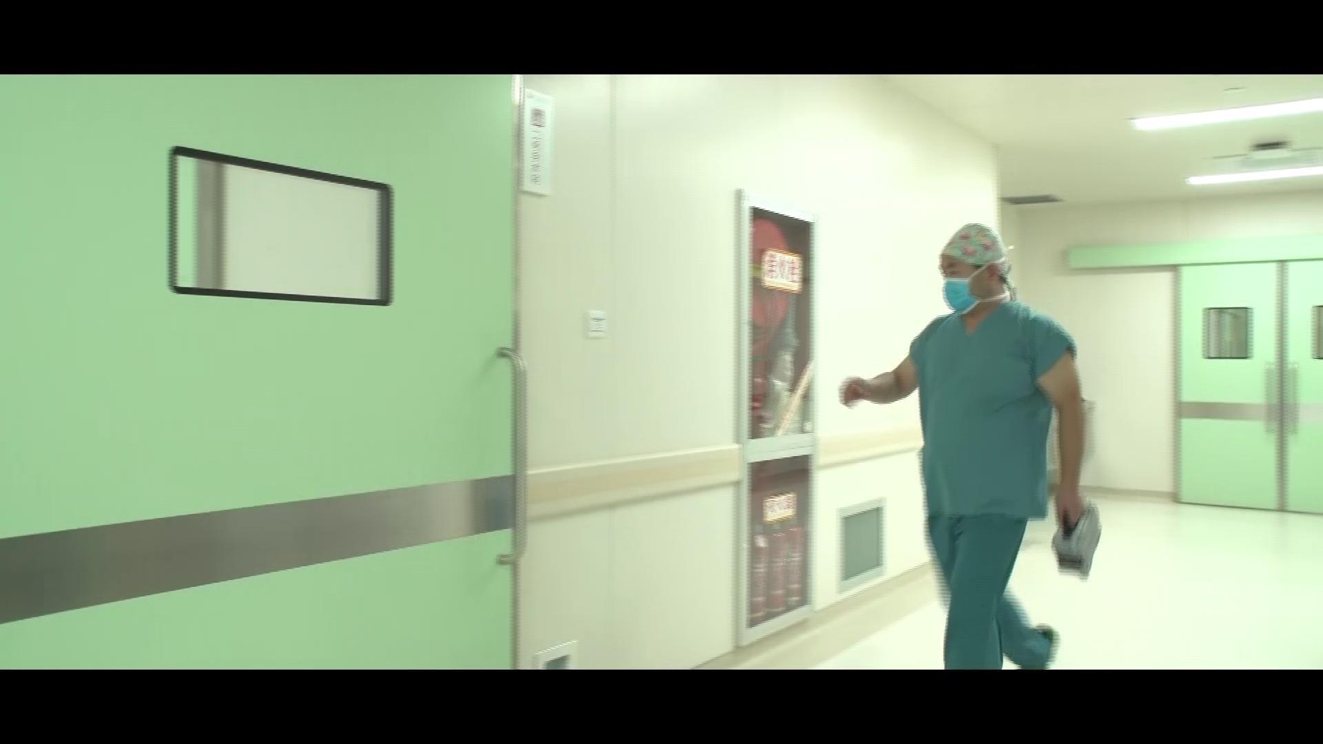 陜西中醫藥大學第二附屬醫院:生死時速