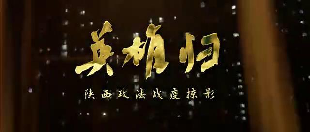 陕西省委政法委员会:英雄归