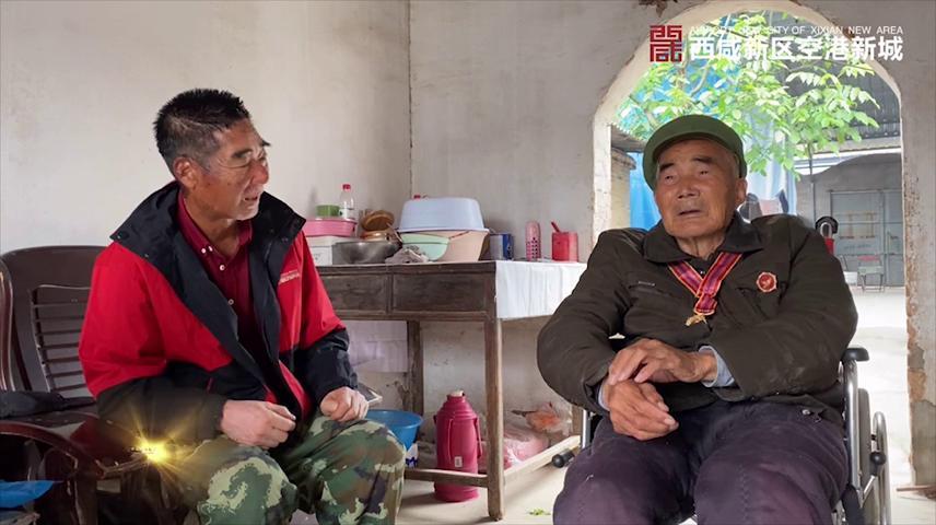 【视频】老兵红色故事 | 空港新城老兵张银树: 浴血战场 三代卫国